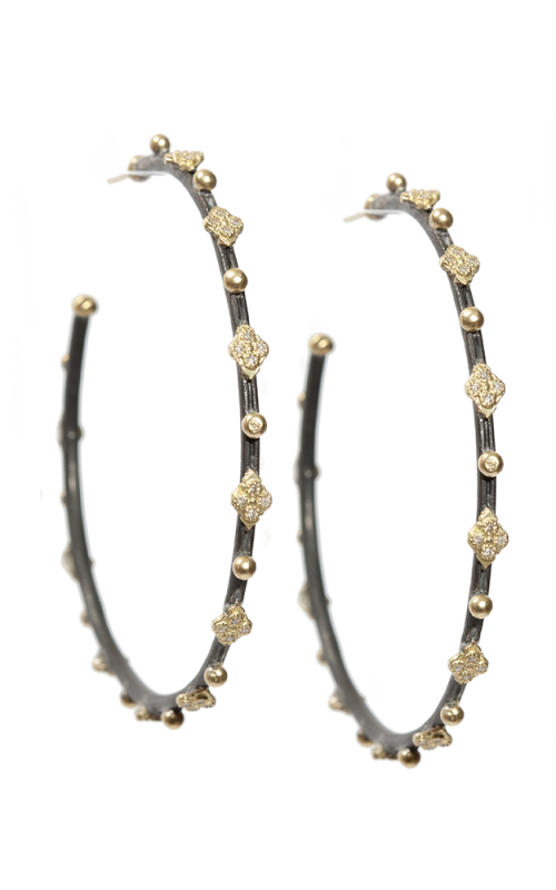 Armenta Cravelli Hoop Diamond Earrings - Large 01984 product image