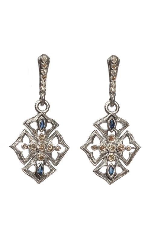 Armenta Open Cross Earrings - Small 05246 product image