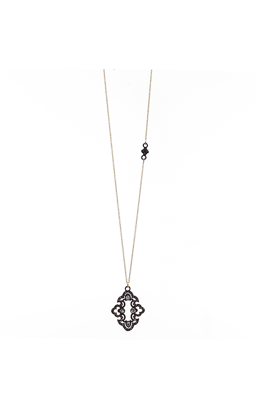 Armenta Open Scroll Drop Necklace 08976 product image