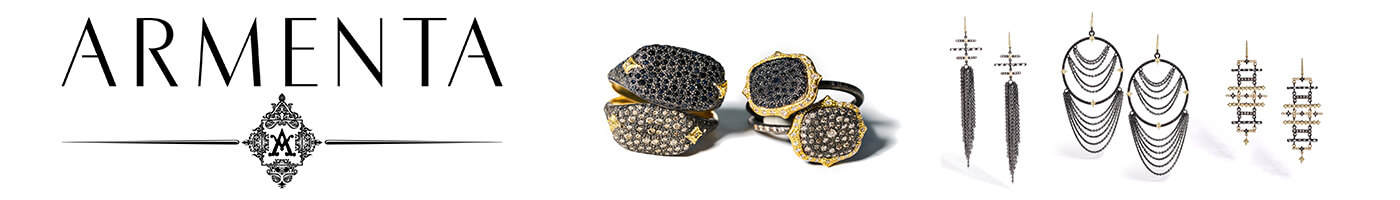 Armenta Fashion Rings