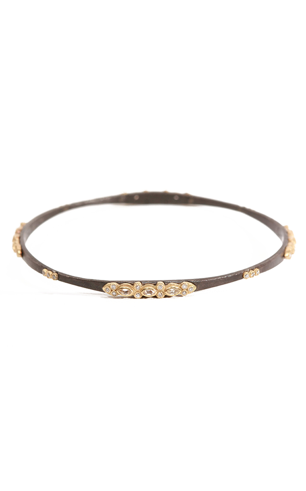 Armenta Lacy Sapphire And Diamond Bangle 01562 product image