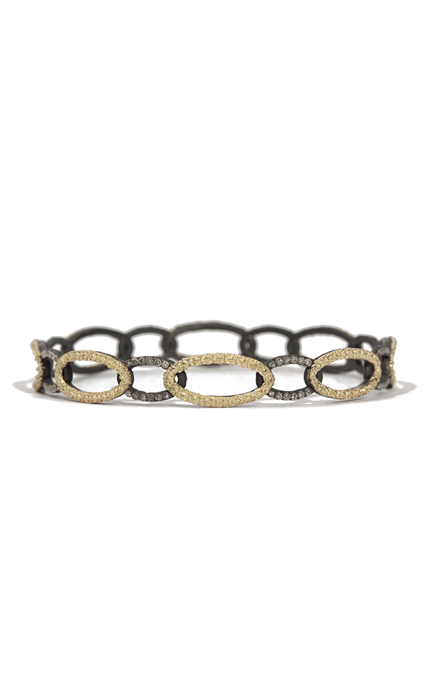 Armenta Open Circle Link Diamond Bangle 05817 product image