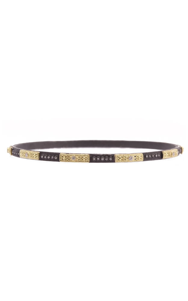 Armenta Skinny Square Motif Bangle Bracelet 07460 product image