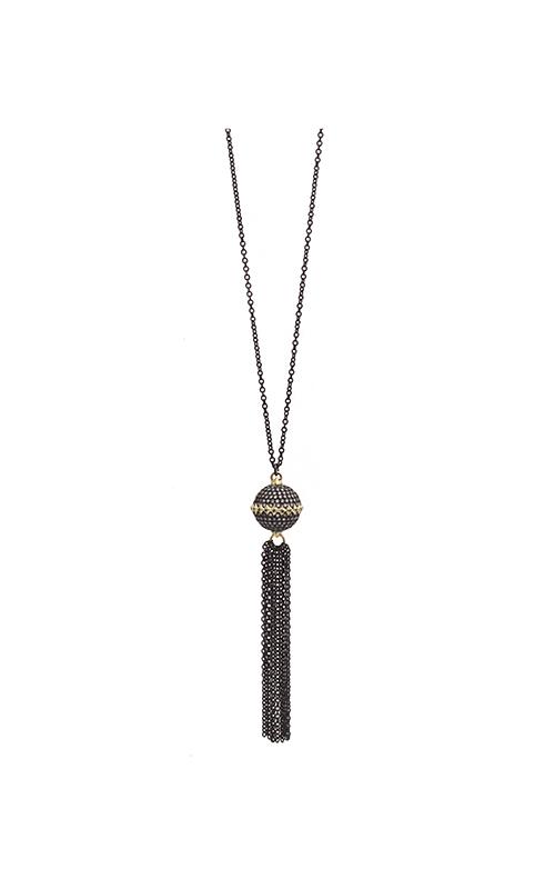 Armenta Diamond Ball Tassel Necklace 10597 product image
