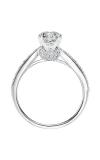 Artcarved AMELIA Diamond Engagement Ring 31-V203ERW-E