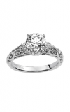 Artcarved PEYTON Diamond Engagement Ring 31-V284FRW-E