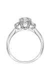 Artcarved AMANDA Three Stone Engagement Ring 31-V219ERW-E