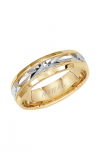 Artcarved FONDEST 6MM ENGRAVED WEDDING RING 11-WV5435-G