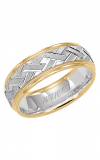 Artcarved INTRIGUE Men's Wedding Band 11-WV5572-G