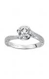 Artcarved RIMA Engagement Ring White Gold 31-V515ERW-E