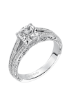 Artcarved PHILOMENA Vintage Engagement Ring 31-V556ERW-E
