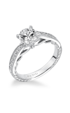 Artcarved LAVINIA Engagement Ring 31-V624ERW-E
