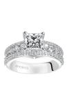 Artcarved LAUREN Diamond Engagement Ring 31-V208FCW-E