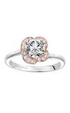 Artcarved JOSEPHINA Halo Engagement Ring 31-V582ERR-E