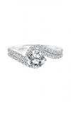 Artcarved ORLA Engagement Ring 31-V597ERW-E
