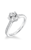 Artcarved MILLY Engagement Ring 31-V642GRW-E