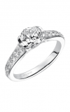Artcarved Contemporary Engagement Ring 31-V386ERW-E