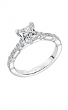 Artcarved Classic Engagement Ring 31-V641ECW-E