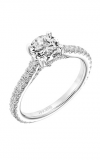 Artcarved Classic Engagement Ring 31-V746ERW-E