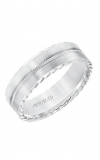 Artcarved Men's Engraved Wedding Band 11-WV8643W65-G