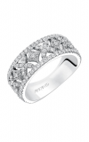Artcarved Women's Contemporary Wedding Band 33-V9132W-L