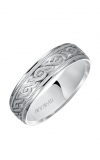 Artcarved GRANVILLE 6MM ENGRAVED WED BAND 11-WV7322W-G