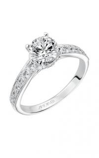 ArtCarved Vintage Engagement Ring 31-V203ERW-E product image