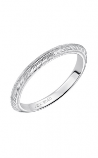ArtCarved Vintage Wedding Band 31-V498W-L product image