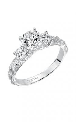 ArtCarved Vintage Engagement ring 31-V101ERW-E product image