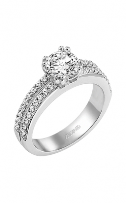 ArtCarved Classic Engagement ring 31-V218ERW-E product image