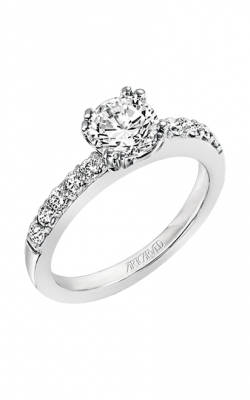 Artcarved MIA Diamond Engagement Ring 31-V223ERW-E product image