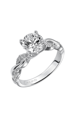 ArtCarved Contemporary Engagement ring 31-V319GRW-E product image