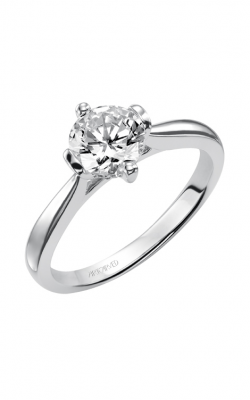 ArtCarved Classic Engagement ring 31-V404ERW-E product image