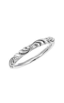 ArtCarved Wedding band 31-V104W-W product image