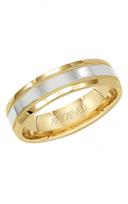 Artcarved PLEDGE 5.5MM 14KT Wedding Ring 11-WV5012-G