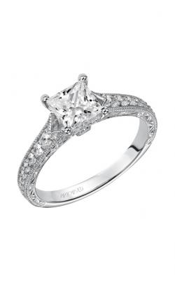 ArtCarved Vintage Engagement ring 31-V437ECW-E product image