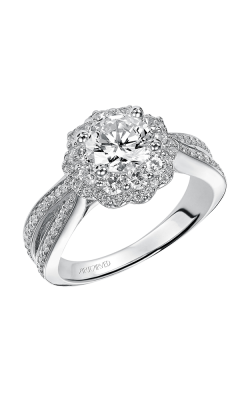 ArtCarved Contemporary Engagement ring 31-V448ERW-E product image