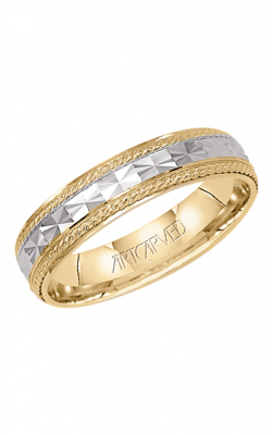 Artcarved ROULETTE Men's Wedding Band 11-WV5021-G product image