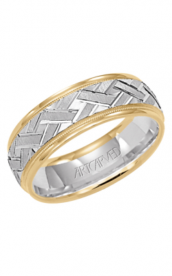 ArtCarved Vintage Wedding Band 11-WV5572-G product image