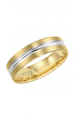Artcarved SHERIDAN Men's Wedding Band 11-WV7393-G