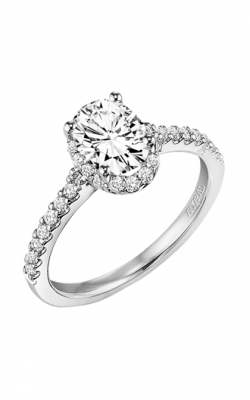 Artcarved KATE Diamond Engagement Ring 31-V323EVW-E product image