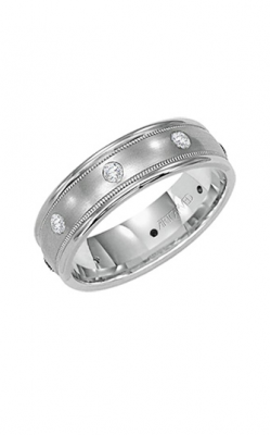 Artcarved PRICELESS 6.5MM WEDDING RING 22-V5010W65-G
