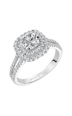 Artcarved DOROTHY Engagement Ring 31-V610GUW-E product image