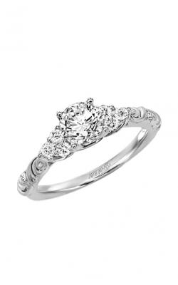 Artcarved GOSSIMER Engagement Ring 31-V105ERW-E product image