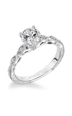 Artcarved CARALINE Engagement Ring 31-V625ERW-E