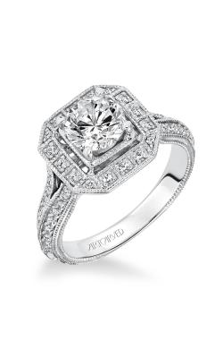 Artcarved DELPHINE Engagement Ring 31-V632ERW-E