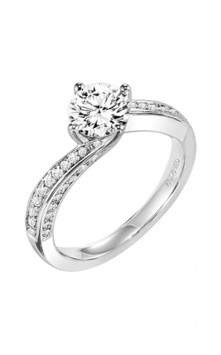 ArtCarved Contemporary Engagement ring 31-V334ERW-E product image