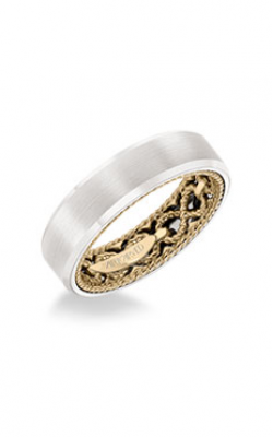 ArtCarved Engraved Wedding Band 11-WV24A6-G product image
