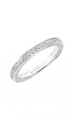 ArtCarved Contemporary Wedding Band 31-V710W-L product image