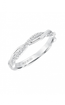 ArtCarved Contemporary Wedding Band 31-V676W-L product image